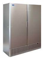 Мини изображение Шкаф холодильный Капри ШХ-1,5 М нерж