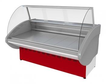 Витрина холодильная ВХС-1,8 Илеть статика