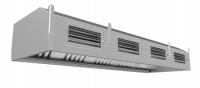 Мини изображение Зонт вентиляционный ЗППВ-250/120 пристенный