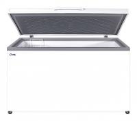 Мини изображение Ларь морозильный  МЛК-500 серый