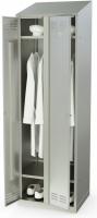Шкаф для одежды ATESY ШО-С-2-600.500-02-Р