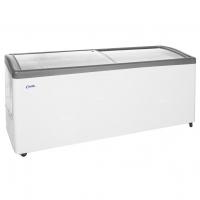 Ларь морозильный  МЛГ-700 серый