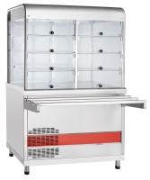 Витрина холодильная ПВВ(Н)-70КМ-С-02-НШ