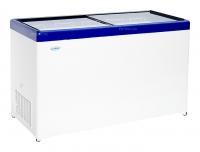Ларь морозильный  МЛП-500 серый