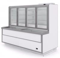 Мини изображение Витрина холодильная Эверест ВХН-2,5