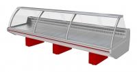 Мини изображение Витрина холодильная Парабель ВХСл-1,25