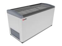 Мини изображение Ларь морозильный  FG 600 С серый