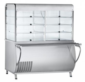 Прилавок холодильный ПВВ(Н)-70М-С-ОК