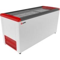 Мини изображение Ларь морозильный  FG 600 С красный