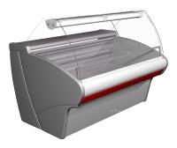 Мини изображение Витрина холодильная ВХСн-1,5 Carboma
