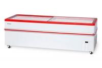 Мини изображение Ларь-бонета Bonvini 2500 L красный