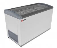 Мини изображение Ларь морозильный FG 500 Е серый
